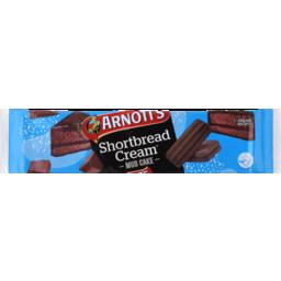 Photo of Arnotts Biscuits Shortbread Cream Mud Cake 250g