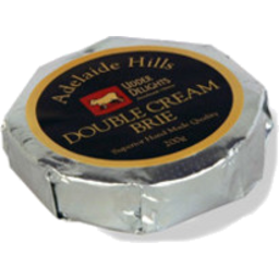 Photo of Adelaide Hills Double Brie 200g