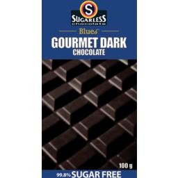 Photo of Gourmet Dark Choc Swiss 100g
