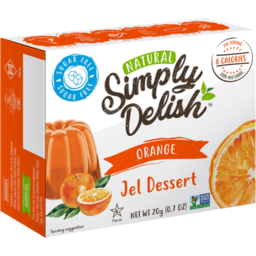 Photo of Simply Delish Orange Jelly