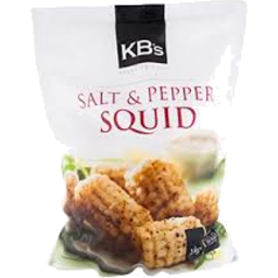Photo of Kb's Salt & Pepper Squid 1kg
