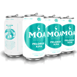 Photo of Moa Pelorus XPA 330ml Cans 6 pack