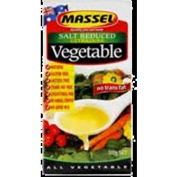 Photo of Massel Stock Cube Ultra Vegetable 105g