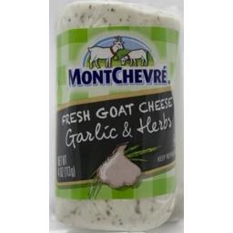 Photo of Monchevre Goat Cheese Garlic & Herb