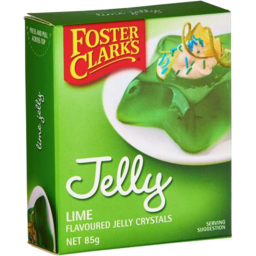 Photo of Foster Clark's Lime Jelly 85gm