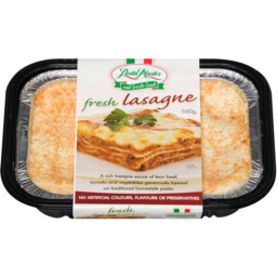 Photo of Pasta Master Beef Lasagne 550gm