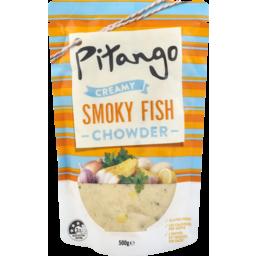 Photo of Pitango Soup Smokey Fish Chowder 500g