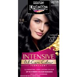 Photo of Napro Palette Hair Colour 1-0 Black