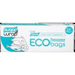 Photo of Eco Freezer Bags Medium 100 Bags