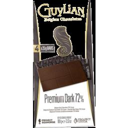 Photo of Guylian Bar 72% Dark 100gm