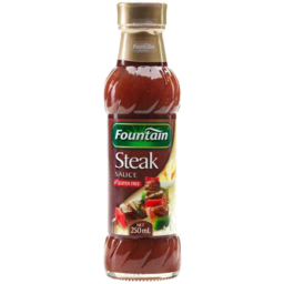 Photo of Fountain Steak Sauce 250ml