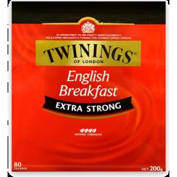 Photo of Twining Tea Bag English Breakfast Extra Strong 10s