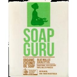 Photo of Soap Guru Soap - Coconut Oil - Blue Mallee Eucalyptus