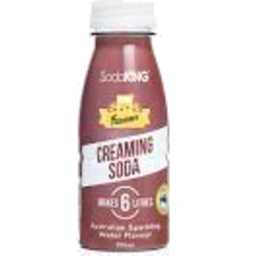 Photo of Soda King Syrup Traditional Creamy Soda 250ml