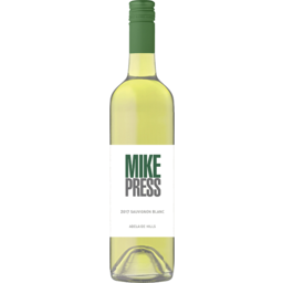 Photo of Mike Press Sauvignon Blanc