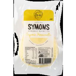 Photo of Symons Organic Dairy Co Cheese - Mozzarella