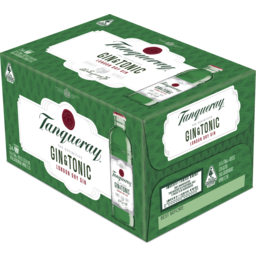 Photo of Tanqueray Gin & Tonic 24x275ml