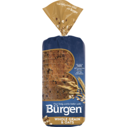 Photo of Burgen Whole Grain And Oats 700g