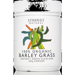 Photo of Synergy Organic Barley Grass Powder