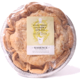 Photo of Essence Food for the Soul: Chicken & Leek Pie 1kg