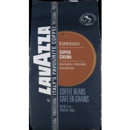Photo of Lavazza Coffee Beans Super Crema 1000g