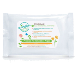 Photo of Travel Packet - Wipes (10)