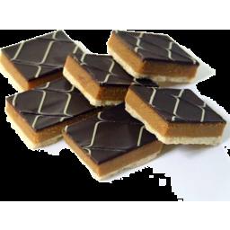 Photo of Gl/Fr Bakery Caramel Slice 6pk