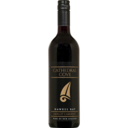 Photo of Cathedral Cove Merlot Cabernet 750ml