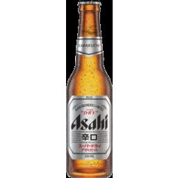 Photo of Asahi Super Dry Bottle 330ml