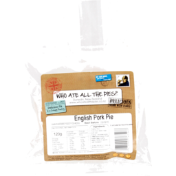 Photo of Who Ate All The Pies? Pie Olde English Pork Single 120g