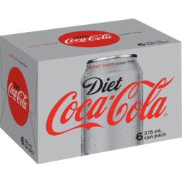 Photo of Coca Cola Diet Coke Can