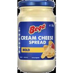 Photo of Bega Cream Cheese Spread Bold 250gm