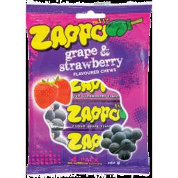 Photo of Zappo Grape & Strawberry 4pk 104g