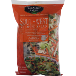 Photo of Taylor Farm Salad Southwest 358g