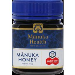 Photo of Manuka Honey Mgo 263+ 250g