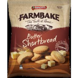 Photo of Arnott's Farmbake Butter Shortbread 350g