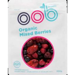 Photo of Oob Mxd Berries Org Frzn 500gm