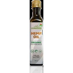 Photo of Leawood - Hemp Oil - 500ml