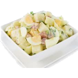 Photo of WW Salad Potato Egg & Bacon 400g