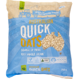 Photo of WW Quick Oats 750g
