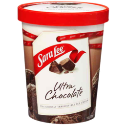 Photo of Sara Lee Ultra Chocolate Ice Cream 1