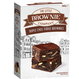 Photo of Brownie Mix 560g