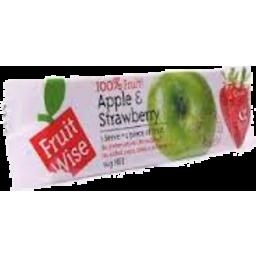Photo of Fruit Wise Apple & Strawberry Fruit Straps 14g