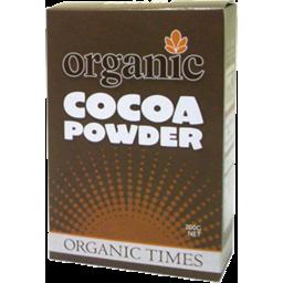 Photo of Cocoa Powder Organic