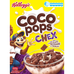 Photo of Kelloggs Coco Pops Chex 500g