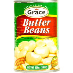 Photo of Grace Butter Beans