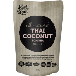 Photo of Hart & Soul All Natural Thai Coconut Tom Kha Soup 400g