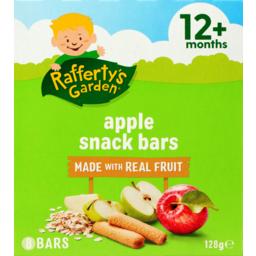 Photo of Rafferty's Garden Fruit Snack Bar Apple 128g