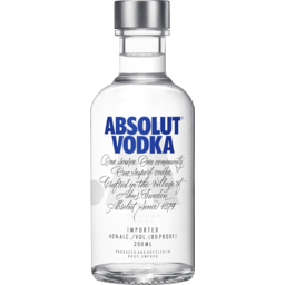 Photo of Absolut Vodka