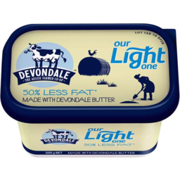 Photo of Devondale Light 500g